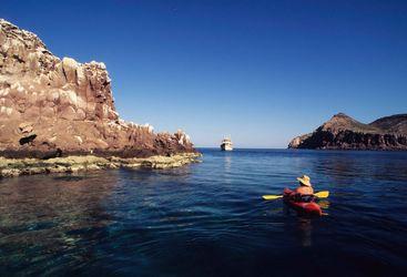 Sea Kayaking, Mexico