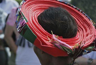 Guatamalan Headress