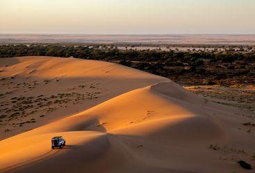 Dubai Sunset Safari