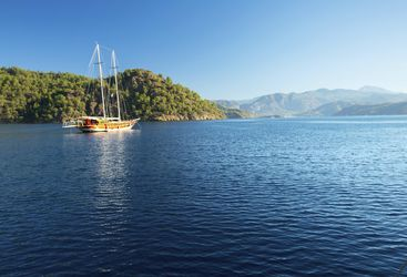 Gullet Hire, Turkey