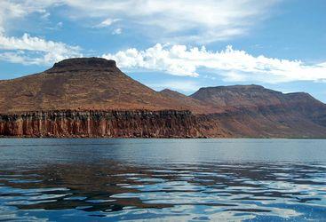 Esperitu Santo Island Baja California
