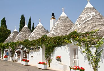 Image of Trulli Houses