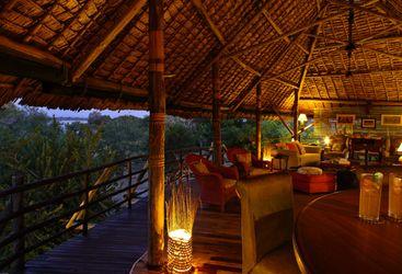 Lounge bar Siwandu, Tanzania