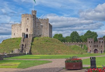 An image of Cardiff Castle