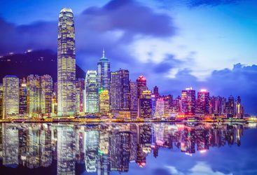 Hong Kong Skyline & Reflections