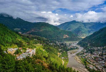 The Indian Himalayas