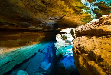 Blue Grotto Cave
