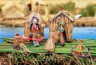 Uros Puppet Dollhouse