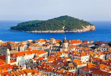 Dubrovnik overview