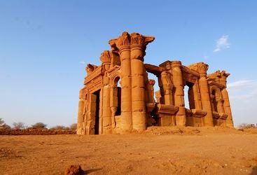 Ruins, Sudan