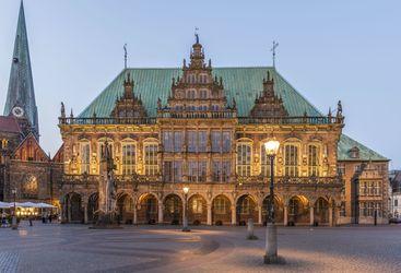 Bremen Town Hall, Germany