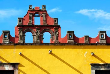 Architecture in Mexico