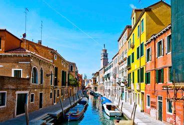 Venice Dorsoduro Canal