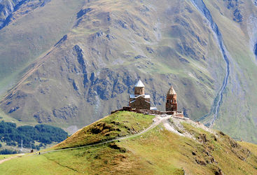 gegreti anicent church