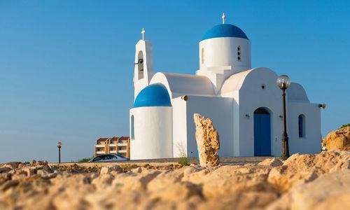 White chapel protaras cyprus