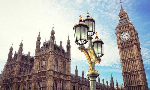 London Parliament Buildings