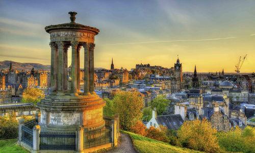 A picture of Dugald Stewart Monument, Edinburgh