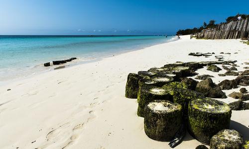 Tanzanian Coast Beach View
