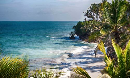Kenyan coast