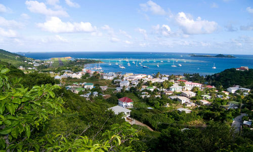 Union Island View