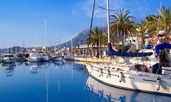 The Valencia Marina