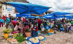 Market Place, Peru