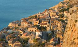 Peloponnese village