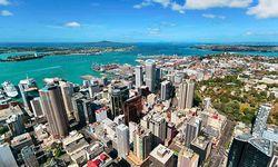 Cityscape in NZ