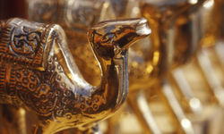 Bronze Camel, Dubai