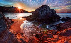 Infinite water Anguilla