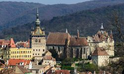 Sighisoara Skyline, Romania