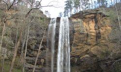 Majestic Toccoa falls