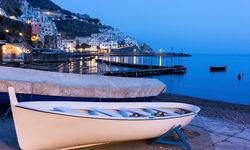 Amalfi boat