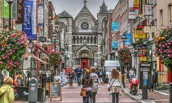 A view of Grafton Street, Dublin