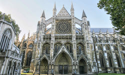 Pictured here is the famous Westminster Abbey