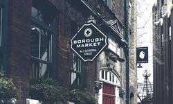 A winter's day at Borough Market