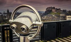A view of Edinburgh Castle
