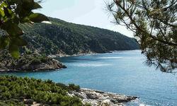 Halkidiki peninsula