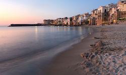 Aeolian beach