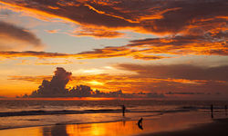 Seminyak sunset, Bali