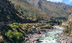 Urubamba Valley river
