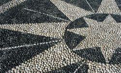 The flagstones of Portofino