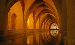 The Underground Cellars in Seville