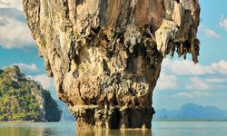 Rock Formation near Phuket