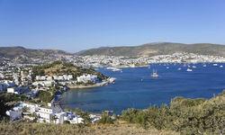 Harbour in the Aegean Coast