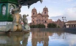 Pond in Cusco