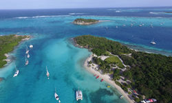 Tobago Cays Sky View