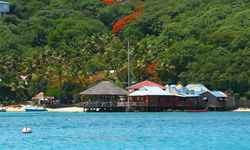Mustique Island Bar