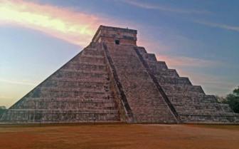 Mayan Ruins near Merida