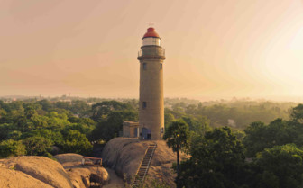 Lighthouse in Chennai